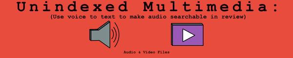 Unindexed Mutlimedia Header